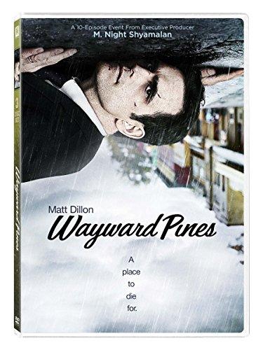 Wayward Pines: Season 1 [Reino Unido] [DVD]