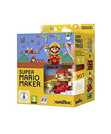Super Mario Maker Bundle (Nintendo Wii U)