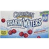 Capri Sun Roarin' Waters - Wild Cherry - 6 oz - 10 pk
