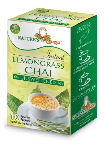 Instant Lemongrass Chai Unsweetened