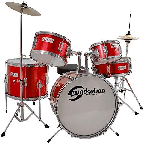 soundsation-junior-drum-set-5-pcs
