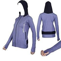 Branded Freestyle Women MultiSport Wear - Jacket (With Hood)