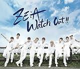 Watch Out !! 〜熱愛注意報〜 【Type-A】 (28P写真集付)