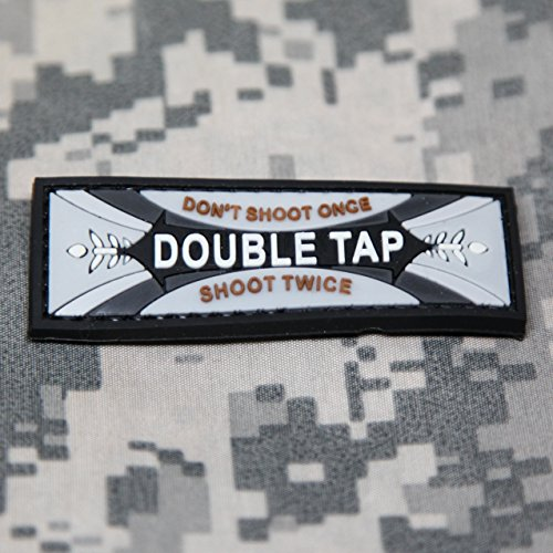Double Tap Don't Shoot Once Shoot Twice - SWAT