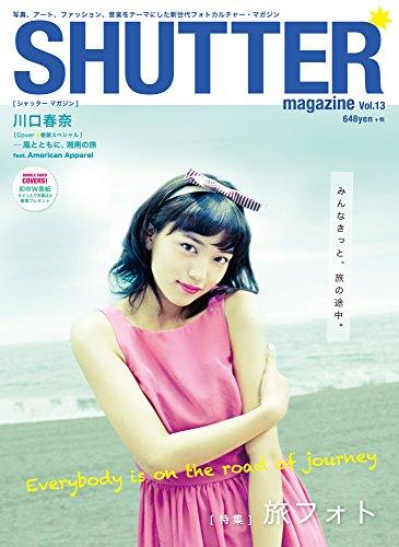 SHUTTER magazine Vol.13