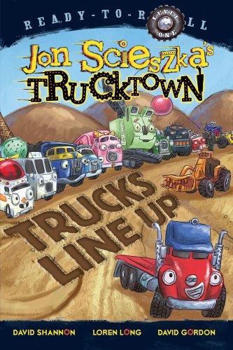 Trucks Line Up