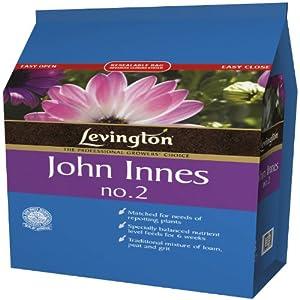 levington john innes no 2 compost 8l garden. Black Bedroom Furniture Sets. Home Design Ideas