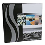 Wave Lighthouse Traditional Photo Album - 100 Sides