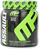 Muscle Pharm Assault Pre-Workout System, Blue Raspberry, 0.96 Pound