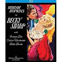 Becky Sharp [Blu-ray]