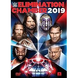 WWE: Elimination Chamber 2019 (DVD)