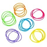 Neon Jelly Bracelets (144 pcs) [Toy]