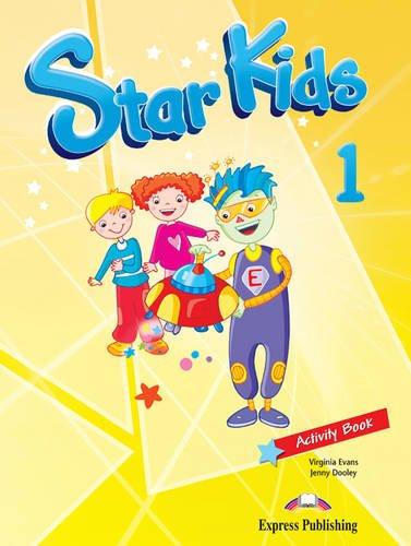 Star Kids 1 Activity Book