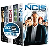 NCIS - Seasons 1-5 ~ Mark Harmon