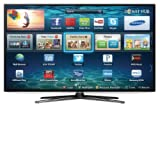 Samsung UN40ES6100 40-Inch 1080p 120 CMR Slim LED HDTV (Black) (2012 Model) by Samsung