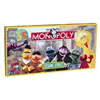 Sesame Street 35th Anniversary Edition MONOPOLYandreg;