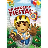 Go Diego Go! Rainforest Fiesta – $5.00!