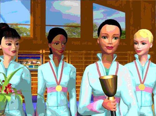 دانلود بازی تیم ژیمناسیک باربی برای کامپیوتر