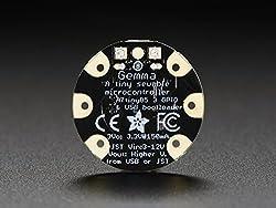 Adafruit Gemma - Miniature Wearable Arduino-like Electronic Platform
