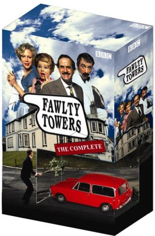 Fawlty Towers – Collector's Edition [DVD] [1975]