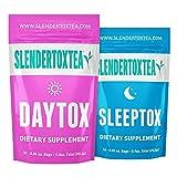 Slendertoxtea - 28 Day Teatox Diet supplement and Detox Green tea