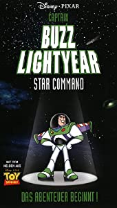 Amazon Com Buzz Lightyear Of Star Command The Adventure Begins Vhs Tim Allen Nicole
