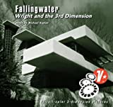 Fallingwater-Wright-and-the-3rd-Dimension-3-View-Master-reels-+-viewer