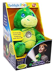 Flashlight Friends - The Huggable Loveable Child's Flash Light Dragon