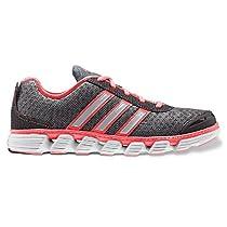 Adidas Liquid 2 Running Shoes - Grey/Red Zest (Women) - 8