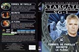 echange, troc Stargate SG1 - 10