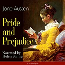 Pride and Prejudice Audiobook by Jane Austen Narrated by Helen Stainer