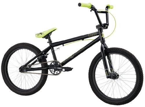 Mongoose Logo BMX/Jump Bike - 20-Inch Wheels (Black)