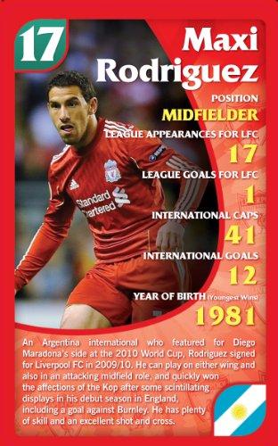 Imagen 3 de Top Trumps - Juego de cartas especial Liverpool FC 2011