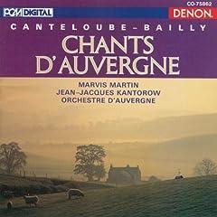 Canteloube: Chants d'Auvergne 51QFB34EJHL._AA240_