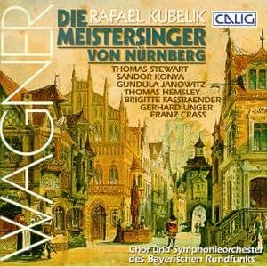 Richard Wagner: Die Meistersinger von Nürnberg (Gesamtaufnahme 1967)