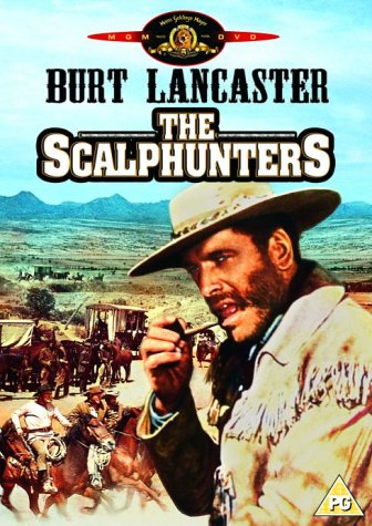 Scalphunters [DVD]