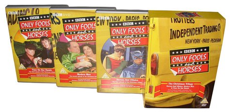 Only Fools and Horses – The Christmas Trilogy