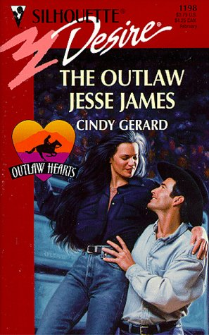 Image for Outlaw Jesse James  (Outlaw Hearts) (Silhouette Desire)