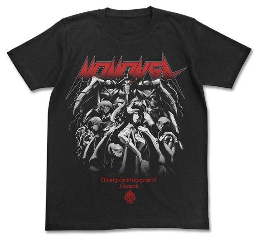 オーバーロード Tシャツ ブラック Lサイズ
