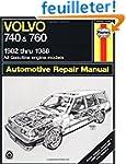 Volvo 740 & 760: 1982 thru 1988