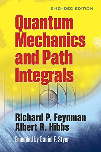 Quantum Mechanics And Path Integrals: Emended Edition (Dover Books On Physics) front-1018289