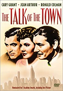 "Cover of ""The Talk of the Town"""
