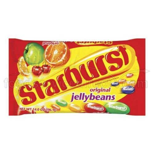 Starburst Jelly Beans, 14 OZ (Pack of 12) (Tropical Starburst Jelly Beans compare prices)