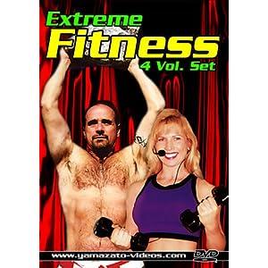 Extreme Fitness 4 Volume Set movie