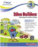 Mead Early Learning Idea builders, Stage Three, 10 x 8 Inches, 48 Sheets