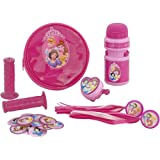 Pacific Cycle Princess Bike Accessory Kit (Pink)