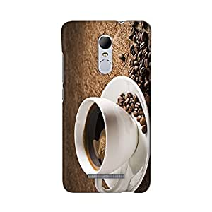 ArtzFolio Cup Of Coffee : Redmi Note 3 Matte Polycarbonate ORIGINAL BRANDED Mobile Cell Phone Protective BACK CASE COVER Protector : BEST DESIGNER Hard Shockproof Scratch-Proof Accessories