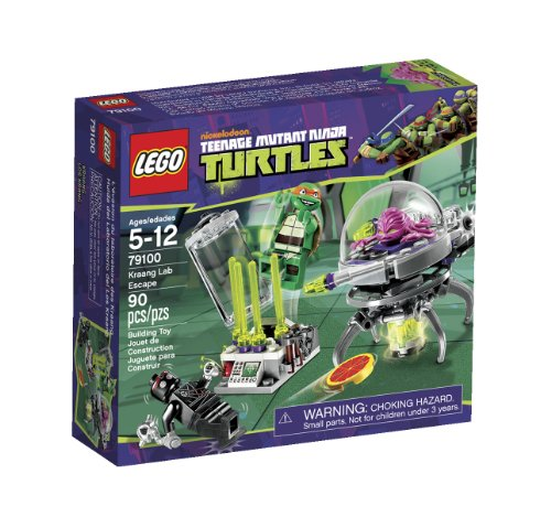 LEGO Ninja Turtles Kraang Lab Escape 79100 (Ninja Turtle Kraang Lab Escape compare prices)
