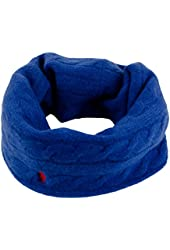 Polo Ralph Lauren Women's Classic Cable Cashmere Blend Infinity Scarf