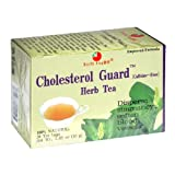Health King  Cholesterol Guard Herb Tea, Teabags, 20-Count Box (Pack of 4)